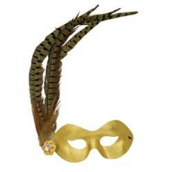 CLOWN Μάσκα Ματιών 3 Φτερά Με Πέτρα 70423 5203359704239