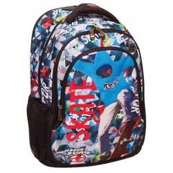 NO FEAR Back Me Up Multipack Backpack Oval Color Skate 347-43031 5204549112193