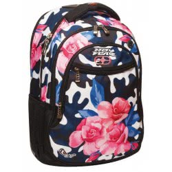 NO FEAR Back Me Up Multi Backpack  Army Flower 347-15031 5204549111981