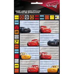 GIM Cars Hot Stamping Ετικέτα Με Αυτοκόλλητα 772-16549 5204549109049