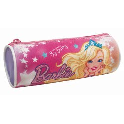 GIM Barbie Dreamtopia Κασετίνα Βαρελάκι 349-61140 5204549110045