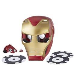 Hasbro Marvel Avengers: Infinity War Hero Vision Iron Man AR Experience Μάσκα E0849 5010993529742