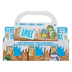 Hasbro Lost Kitties Γατούλες Bundle 1 - Πακέτο Των 3 E4665 5010993540792