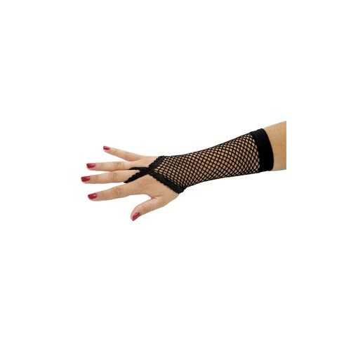 CLOWN Γάντια Ελανκα - Δίχτυ Με Δάκτυλο 3 Χρώματα 70688 5203359706882