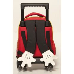 f3442d2759 ... GIM Mickey Mouse Face Τσάντα Τρόλλεϋ Νηπιαγωγείου 340-74072  5204549109391
