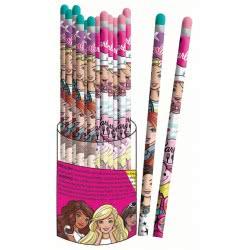 GIM Barbie Μολύβι Με Γόμα - 2 Χρώματα 349-60600 5204549111004