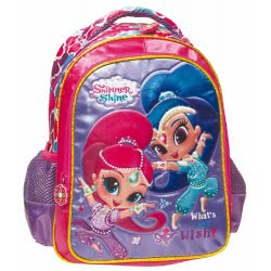 GIM Shimmer and Shine What is your Wish Τσάντα Πλάτης Νηπιαγωγείου 334-45054 5204549107489