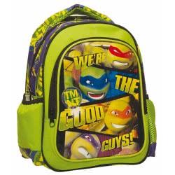 db5cd025fa2 GIM TMNT Ninja Turtles We are the Good Guys Τσάντα Πλάτης Νηπιαγωγείου  334-09054 5204549112896