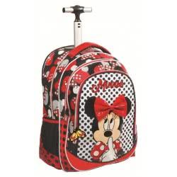GIM Σακίδιο Τρόλλεϋ Δημοτικού Minnie Mouse Couture 340-54074 5204549109728