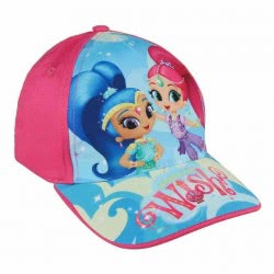 Loly Kids Hat Shimmer And Shine What Is Your Wish, Pink, 53Cm 2200002852 8427934182442