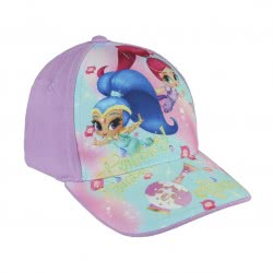 Cerda Παιδικό Καπέλο Σίμερ και Σάιν Twinsies, Μωβ, 53εκ. 2200002852 8427934182459