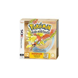 Nintendo 3DS Pokemon Gold Version (Code In A Box)  045496475925
