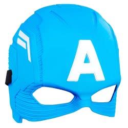 Hasbro Marvel Avengers Captain America Βασική Μάσκα B9945 / C0480 5010993465637