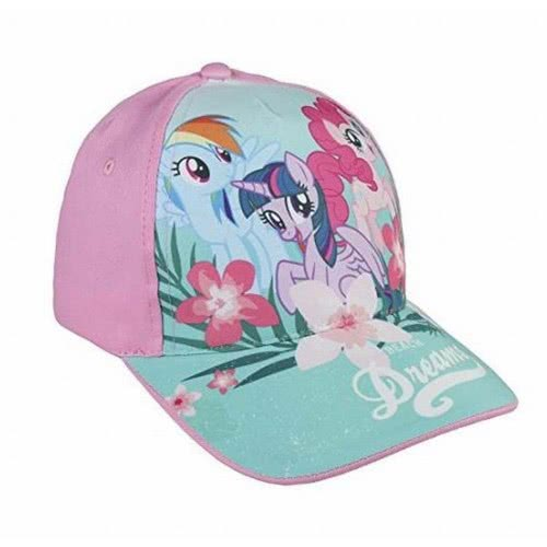 Loly Παιδικό Καπέλο Μικρό Μου Πόνυ, Ροζ, 53Εκ. 2200002854 8427934182480