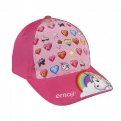 Cerda Kids Hat Emoji Unicorn, Pink, 53Cm 2200002853 8427934182473