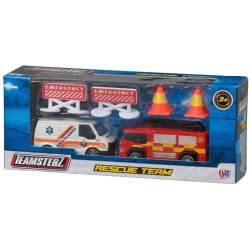 As company Teamsterz Οχήματα Άμεσης Διάσωσης Rescue Team 1:64 7535-73614 5050837361411