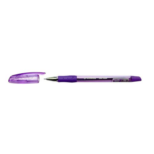 STABILO Στυλό Bille 508Ν NeedlePoint Fine Βιολετί 128508750violet 9556091169146