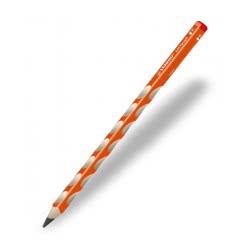 STABILO EASYgraph Μολύβι HB 3.15mm για Δεξιόχειρες, Πορτοκαλί 322/03 4006381494687