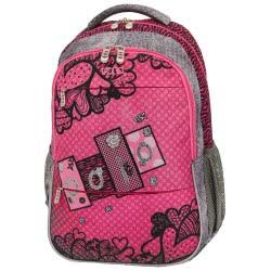 f511e18bb9 POLO Dragon School Backbag 2+1 Compatrments - Love (2018) 901238-19