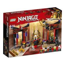 LEGO Ninjago Throne Room Showdown - Αναμέτρηση Στην Αίθουσα Του Θρόνου 70651 5702016109863