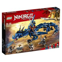 LEGO Ninjago Stormbringer - Κομιστής Καταιγίδων 70652 5702016110678