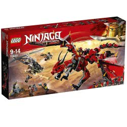 LEGO Ninjago Firstbourne 70653 5702016110685