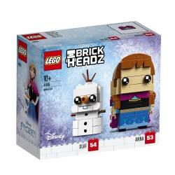 LEGO Brickheadz Άννα και Όλαφ - Anna and Olaf 41618 5702016176223