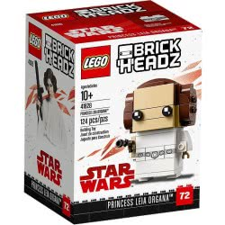 LEGO Brickheadz Πριγκίπισσα Λέια - Princess Leia 41628 5702016176490