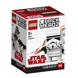 LEGO Brickheadz Star Wars Stormtrooper - Στρατιώτης Της Αυτοκρατορίας 41620 5702016176612