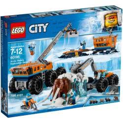 LEGO City Αρκτική Κινητή Βάση Εξερεύνησης(Arctic Mobile Exploration Base) 60195 5702016109481