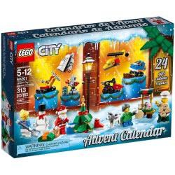 LEGO City Χριστουγεννιάτικο Ημερολόγιο - Advent Calendar 60201 5702016109771