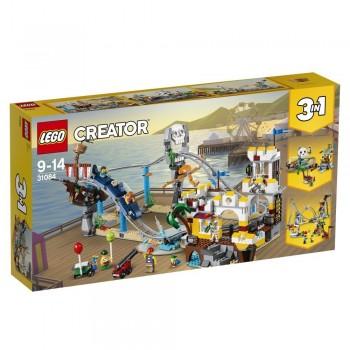 LEGO Creator Πειρατικό Ρόλερ Κόστερ(Pirate Roller Coaster) 31084 5702016111248