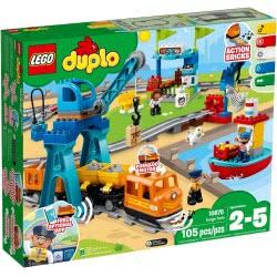 LEGO Duplo Φορτηγό Τρένο(Cargo Train) 10875 5702016117271