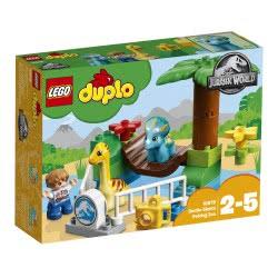 LEGO Duplo Jurassic World Ζωολογικός Κήπος Ημερων Γιγάντων 10879 5702016117226