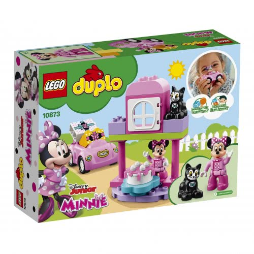a6db55c8913 LEGO Duplo Πάρτι Γενεθλίων της Μίνι 10873 | Toys-shop.gr