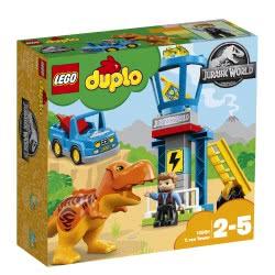 LEGO Duplo Jurassic World T. Rex Tower 10880 5702016117233