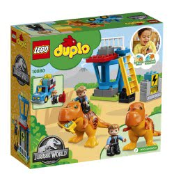 LEGO Duplo Jurassic World Πύργος του T. rex 10880 5702016117233