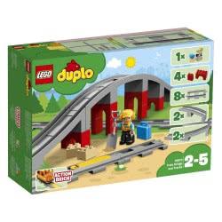 LEGO Duplo Σιδηροδρομική Γέφυρα Και Τροχιές 10872 5702016117240