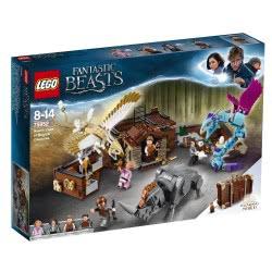 LEGO Fantastic Beasts Η Βαλίτσα Μαγικών Πλασμάτων του Νιουτ 75952 5702016110357