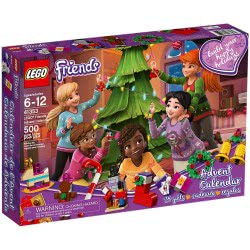 LEGO Friends Χριστουγεννιάτικο Ημερολόγιο - Advent Calendar 41353 5702016112054