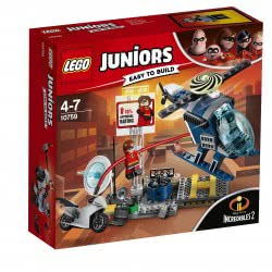 LEGO Juniors Καταδίωξη Της Κας Απίθανης Στις Στέγες 10759 5702016117585