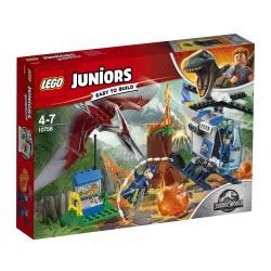 LEGO Juniors Jurassic World Διαφυγή Πτερανόδοντα 10756 5702016117356