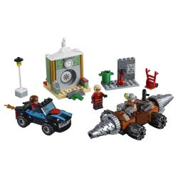 LEGO Juniors Ληστεία Τράπεζας του Υπονομευτή 10760 5702016117592