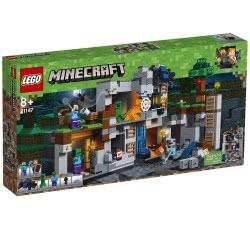 LEGO Minecraft Οι Περιπέτειες στους Βράχους - The Bedrock Adventures 21147 5702016109658