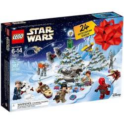 LEGO Star Wars Χριστουγεννιάτικο Ημερολόγιο - Advent Calendar 75213 5702016112078