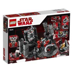 LEGO Star Wars Αίθουσα του Θρόνου του Σνόουκ - Snoke Throne Room 75216 5702016110647