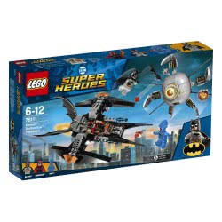LEGO Super Heroes Batman: Brother Eye Takedown 76111 5702016109023