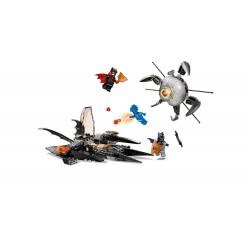 LEGO Super Heroes Batman: Brother Eye Takedown 76111 5702016109023