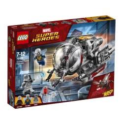 LEGO Super Heroes Quantum Realm Explorers 76109 5702016109047