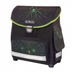 herlitz Σχολική Τσάντα Smart Spider 50013975 4008110559339